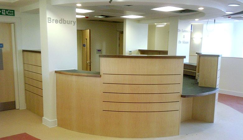 NHS – Bedbury