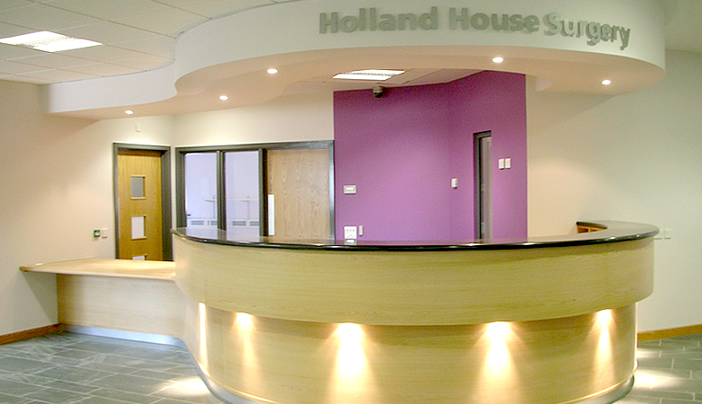 Holland House Surgery – Lytham